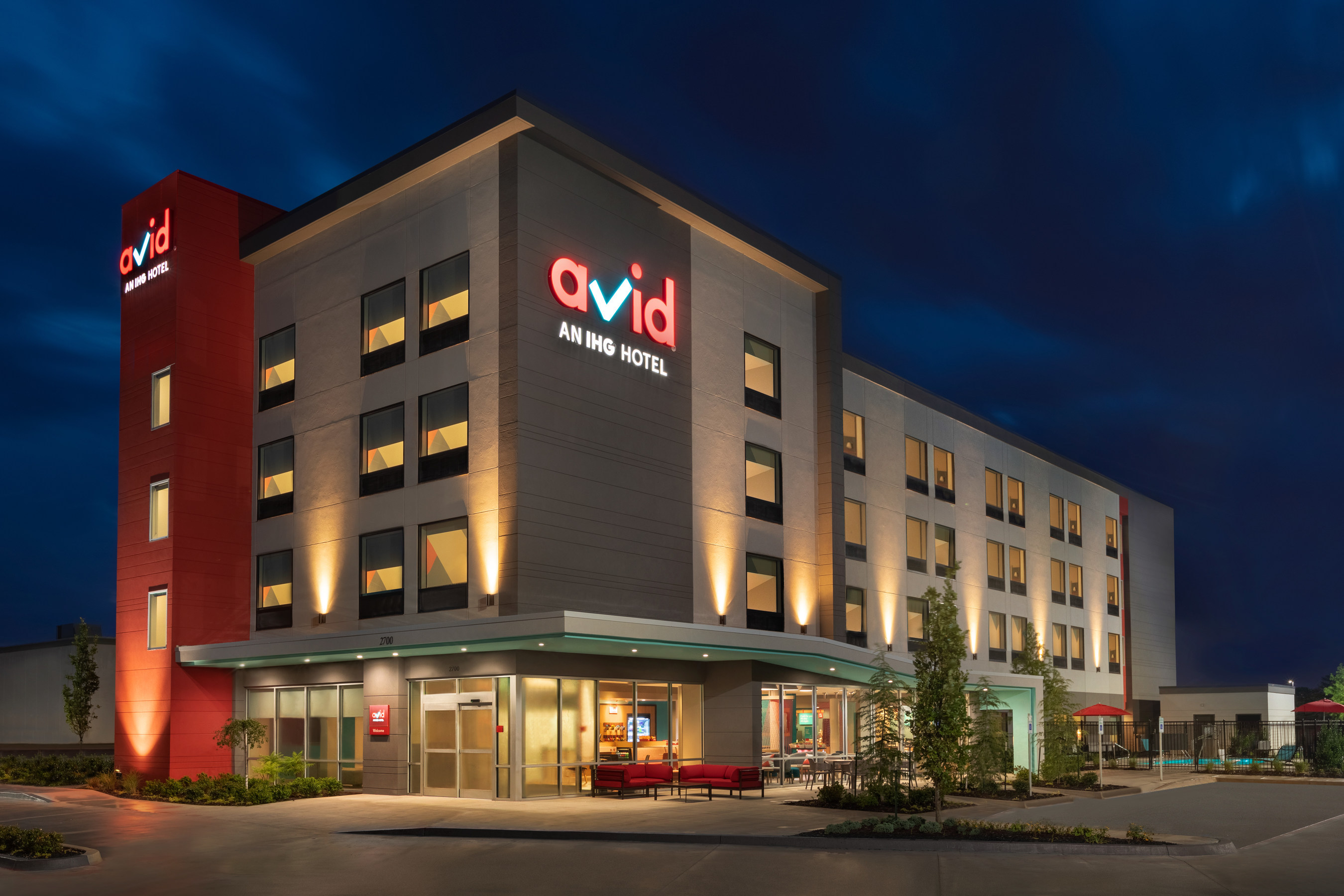 PineappleSearch - Results for avid hotels