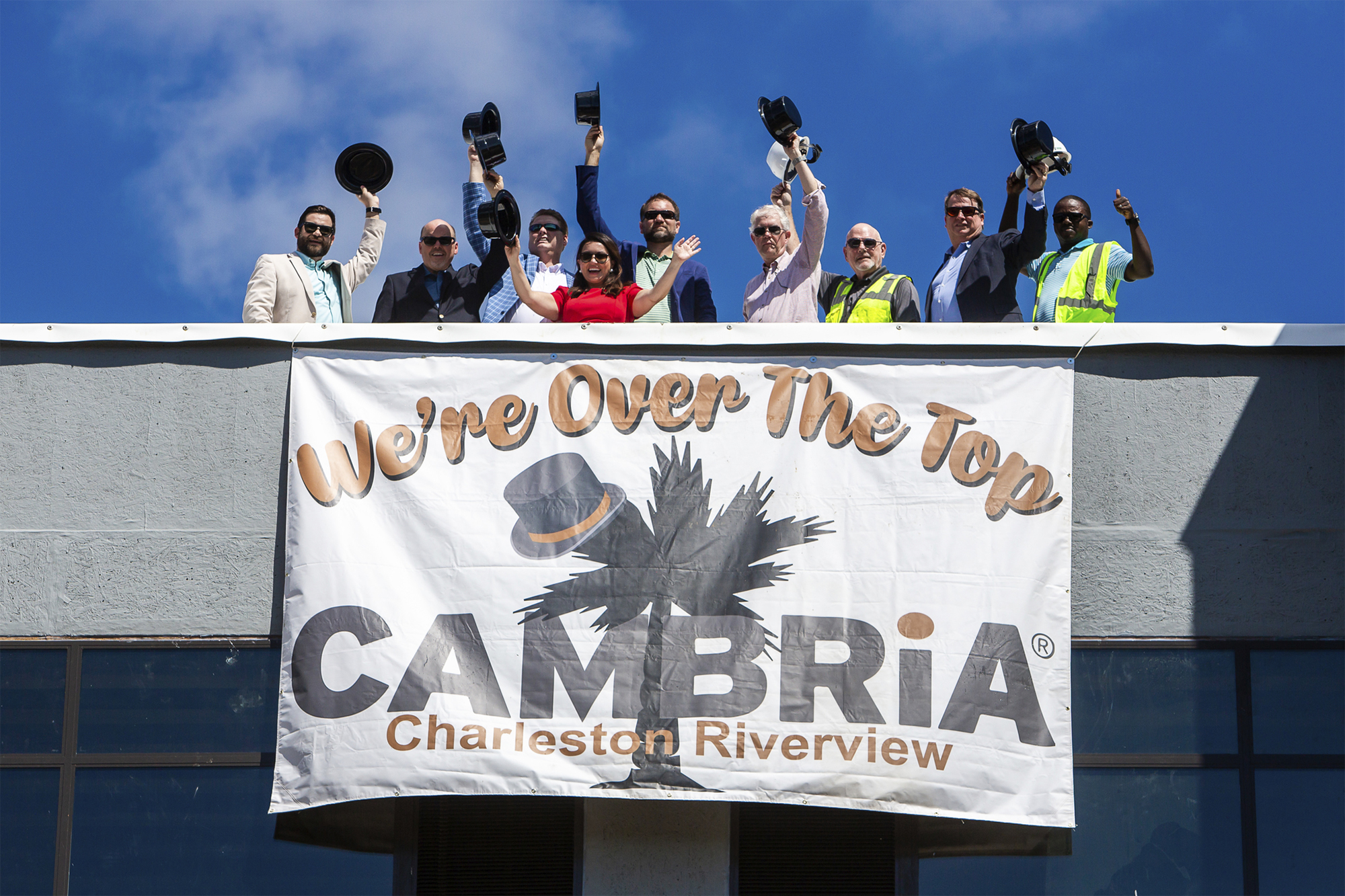 Cambria Hotel Nears Completion On Charleston S C