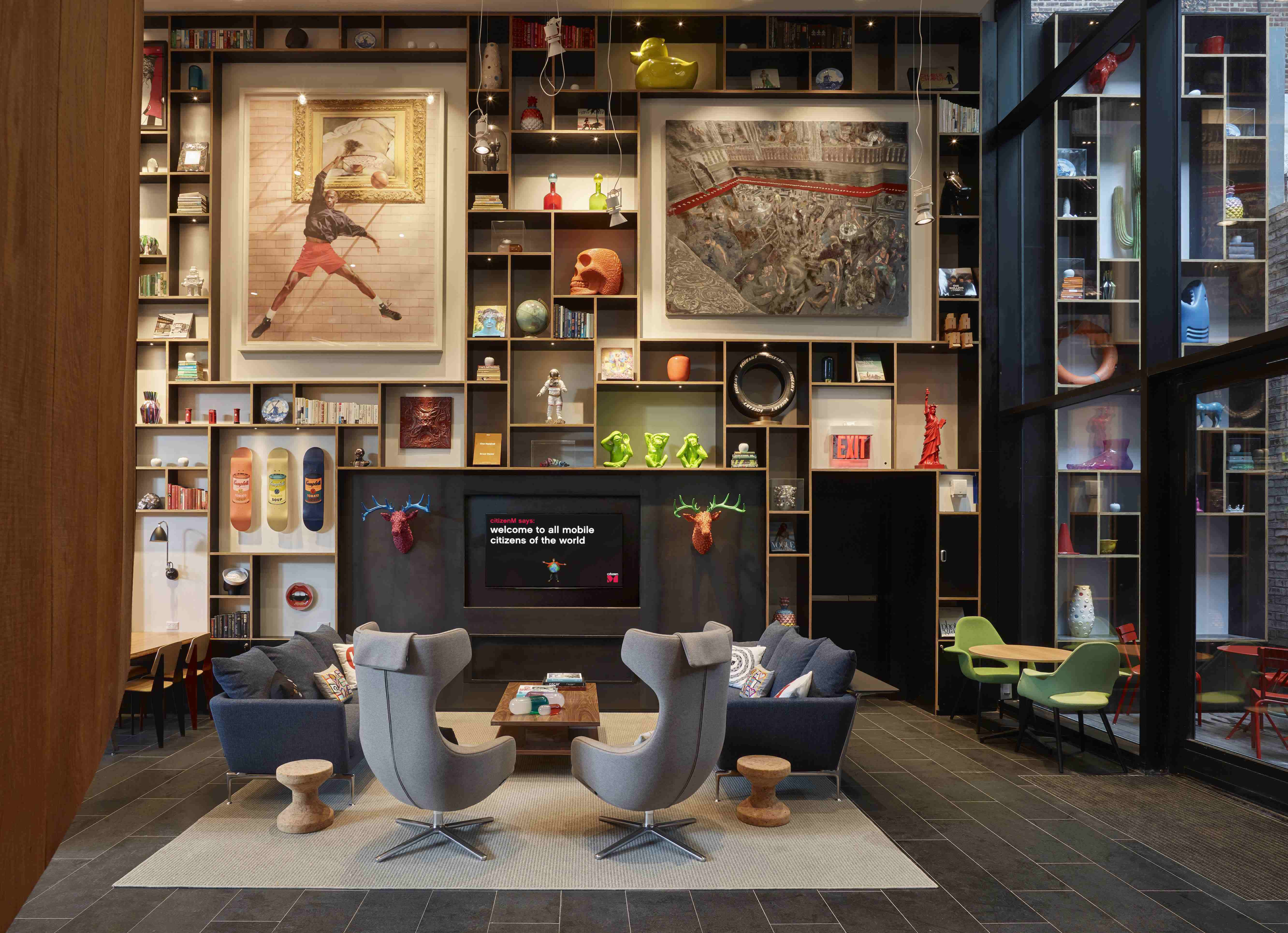 citizenm new york bowery to open in september 2018 hospitality net