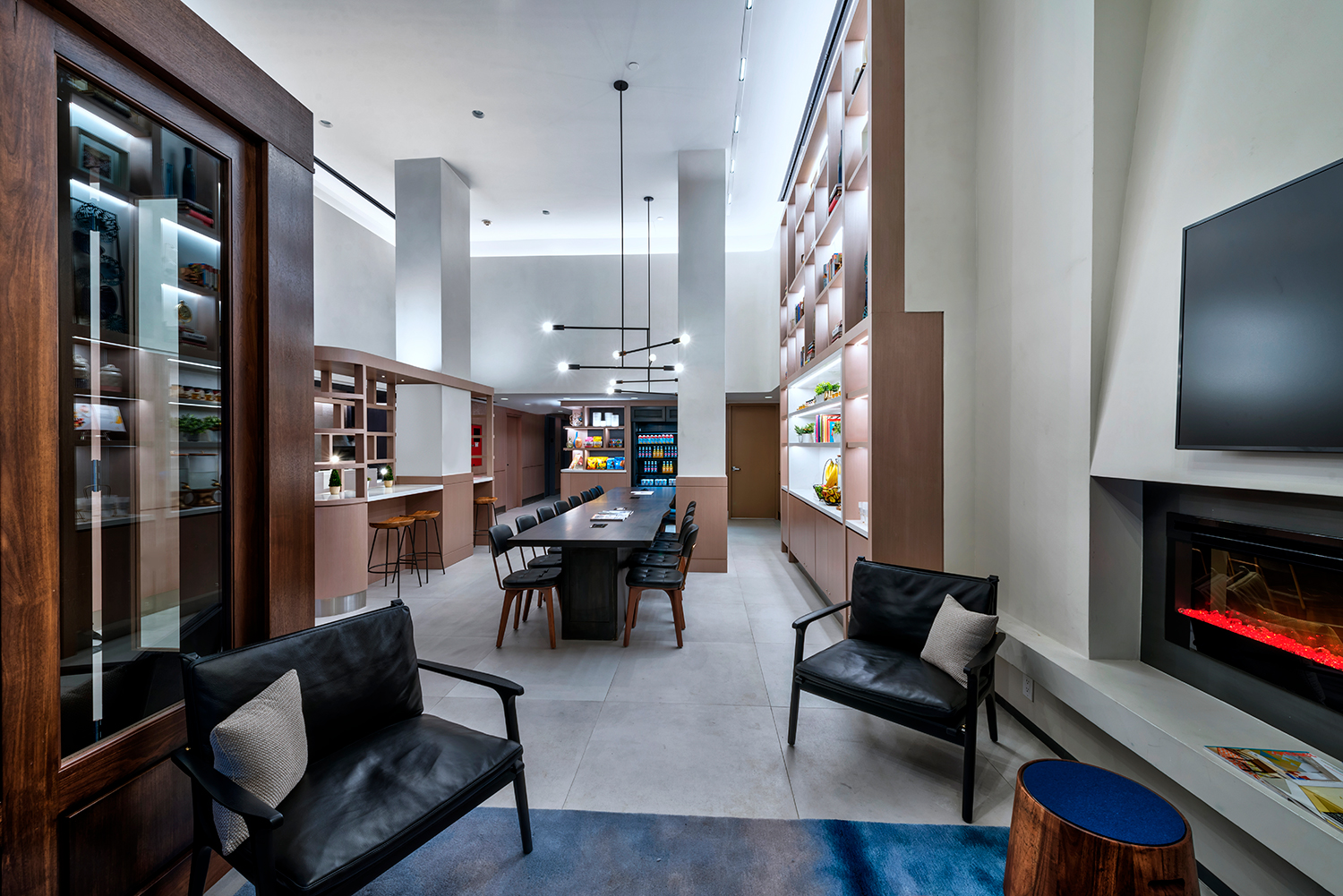 manhattan interior decorators hotel details british airways Citadines Connect Fifth Avenue New York. The Ascott Limited Debuts New NYC  Hotel