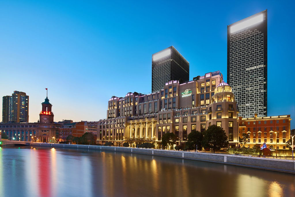 the bellagio shanghai arrives on the bund with las vegas glamour and