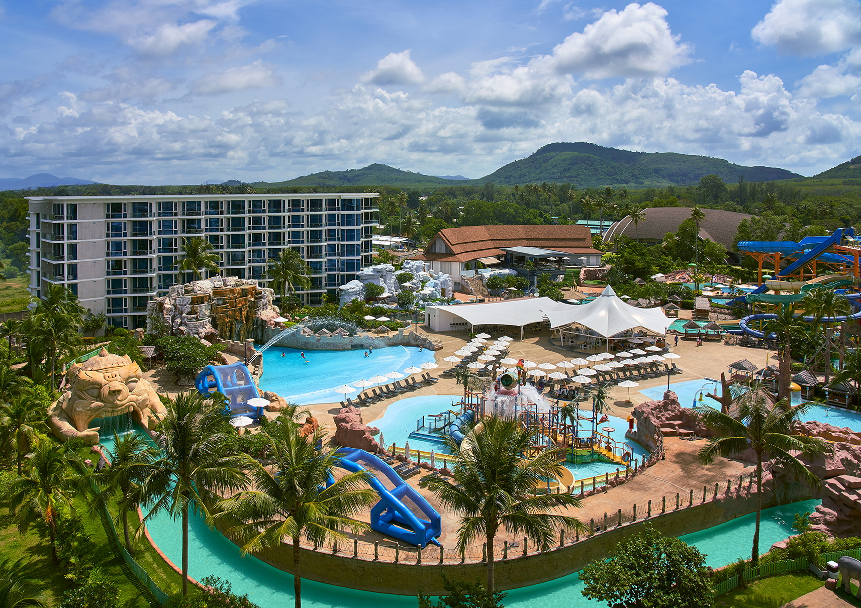 Langham Hospitality Group Adds Intergrated Resort Complex