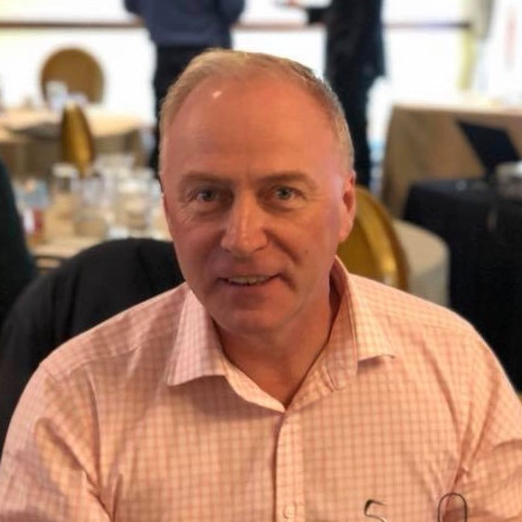 David Hunter has been appointed Vice President of Sales for
