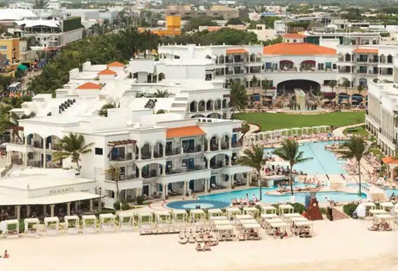 Hilton Playa Del Carmen An All Inclusive Resort In Mexico