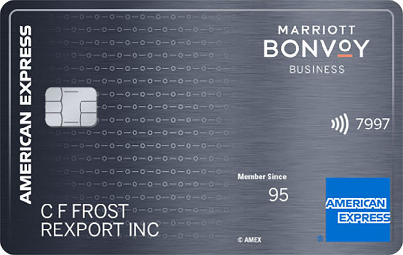 American Express And Marriott International Revamp Cobranded