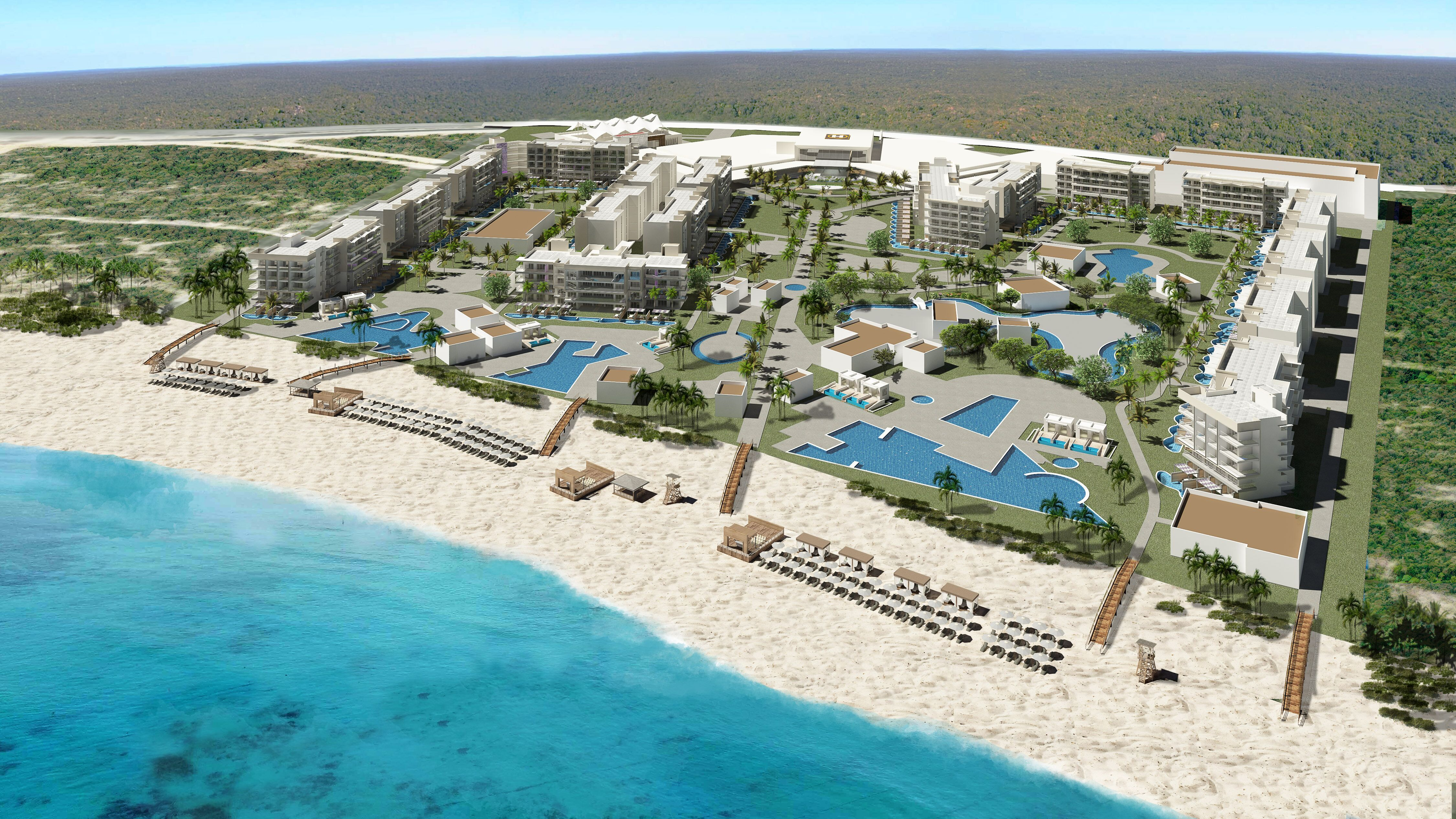 New Planet Hollywood Beach Resort coming to Cancun
