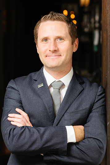 Nicholas Chapple has been appointed Director of Food & Beverage at
