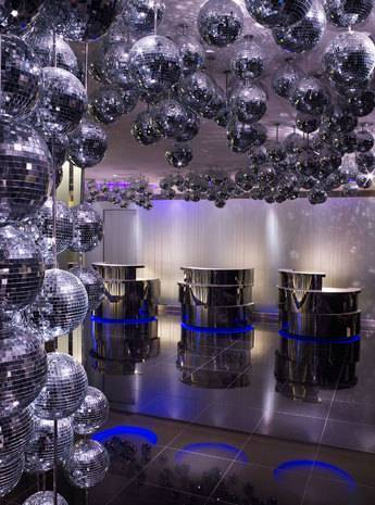 W London - Leicester Square | Reception