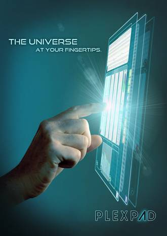 The Window into the future | By Terence Ronson