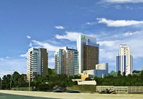 HG signs first hotel in Algeria - Holiday Inn Algiers-Cheraga Tower to open in 2014