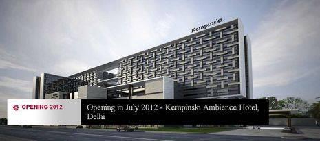 Kempinski Ambience Hotel Delhi