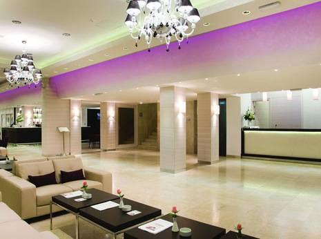 BW PLUS Hotel Park - Lobby
