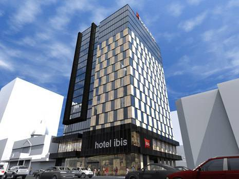 Hotel Ibis Adelaide - Artist Impression
