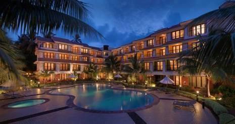 DoubleTree by Hilton Goa-Arpora-Baga
