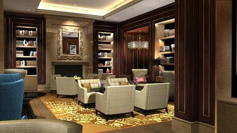 Marriott International to Open First Hotel in Ukraine