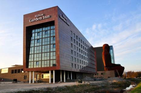 First Hilton Garden Inn in The Netherlands