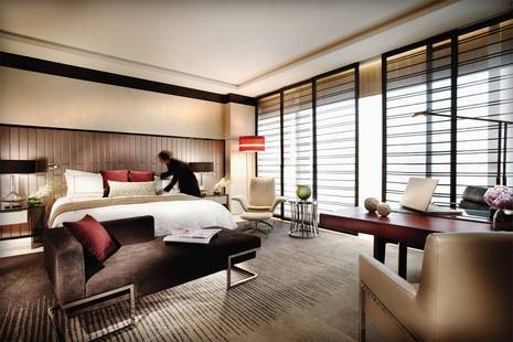 Now Open: Four Seasons Hotel Pudong, Shanghai