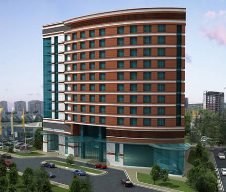 Mövenpick Hotel Ankara opens in thriving heart of capital's new business district