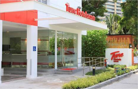 Tune Hotels, Asia's Leading Low Cost Brand, Opens Third Bankok Property