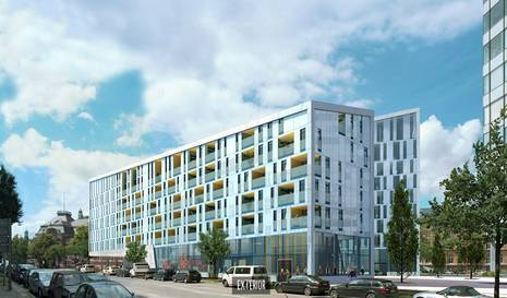 Scandic opens sustainable flagship in Hamburg