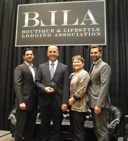 BLLA Hospitality Awards 2012