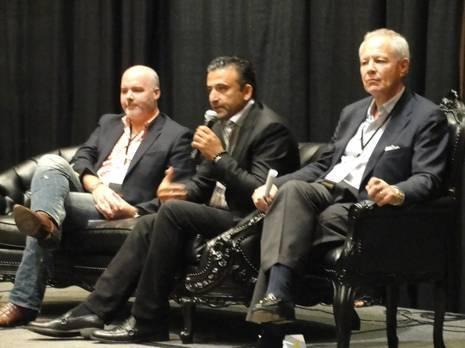 BLLA Hospitality Awards 2012 CEO Panel
