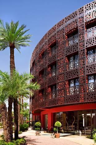 Morgans Hotel Group  Announces Opens Delano In Marrakech, Morocco