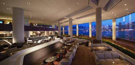 InterContinental Hong Kong Unveils a Stunning New Look for its Iconic Lobby & Lobby Lounge