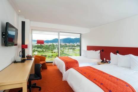 New TRYP by Wyndham Hotel Opens in Bogotá
