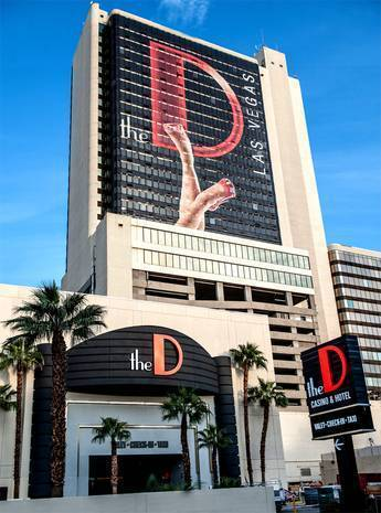 The D Casino Hotel Debuts in Downtown Las Vegas