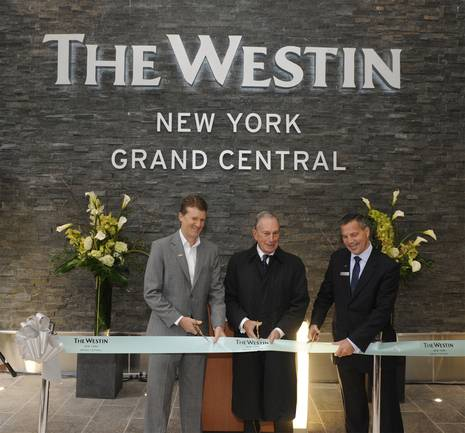 Westin Hotels & Resorts Announces Grand Opening of Flagship Manhattan Property the Westin New York Grand Central