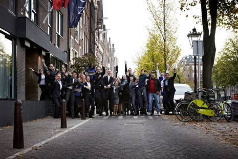 Andaz Amsterdam Prinsengracht Opens Its Doors in the Cultural Heart of the City