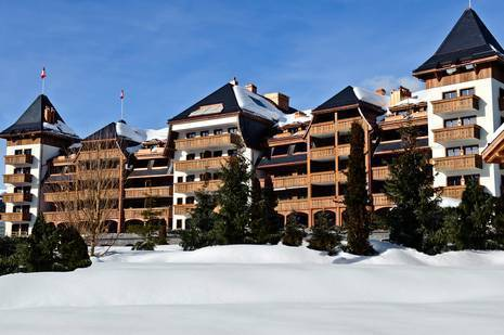 The Alpina Gstaad To Open On December 1