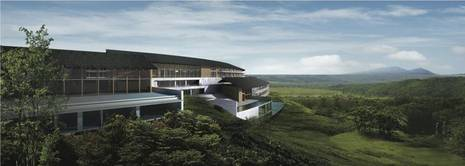 GHM Reveals Plans for Forest Retreat on Hokkaido, Japan