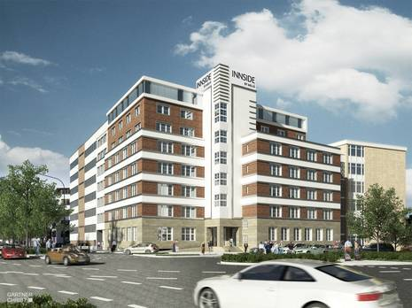 Meliá Hotels International to open a new Innside by Meliá hotel in a historical building in Essen, Germany