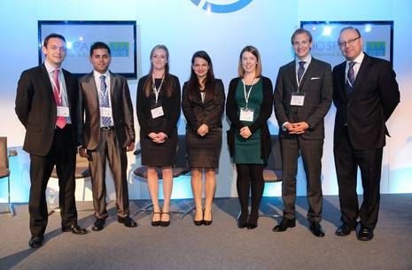 Hospitality Winners of 2012 HOSPA 'Career Investment Development Scholarships' announced at HOSPACE 2012