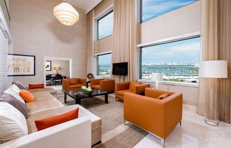InterContinental Miami - The Royal Palm Suite