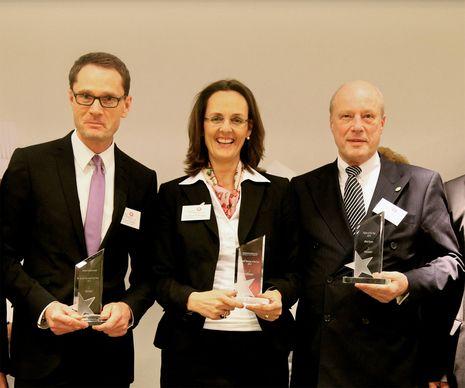 Steigenberger Hotel Group confers awards on Hotel Directors