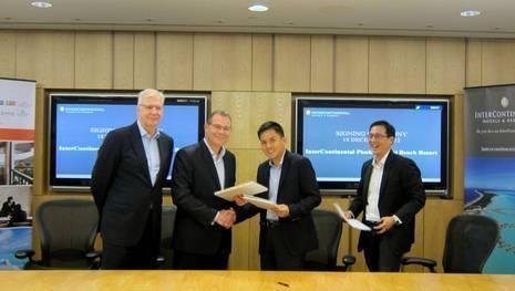 IHG signs first InterContinental Resort in Phuket