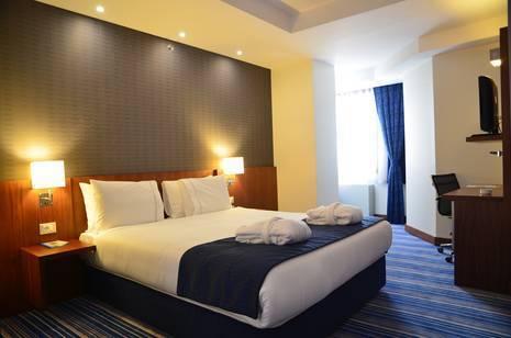 Wyndham Hotel Group's TRYP by Wyndham Brand Debuts in Turkey