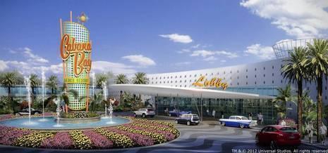 Loews Hotels & Resorts Breaks Ground on Universal's Cabana Bay Beach Resort