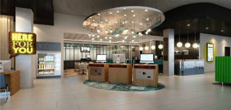Rezidor opens the Park Inn by Radisson, Amsterdam Airport Schiphol