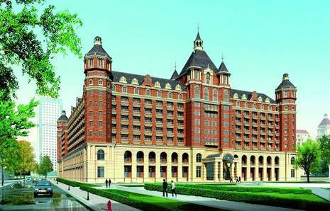 The Ritz-Carlton Hotel Company, L.L.C. Anchors North East China with 2013 Opening in Revitalised Historical Heart of Tianjin
