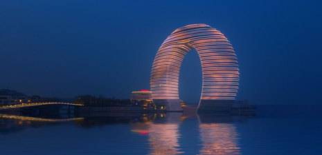 Sheraton Huzhou Hot Spring Resort in China