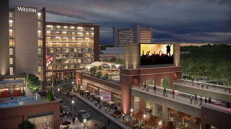 The Westin Birmingham – One of 11 hotels the brand will open in 2013