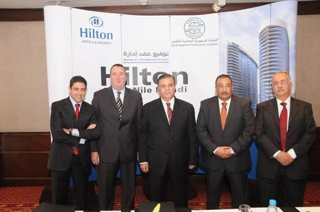 Hilton Worldwide's Programme Of Growth Continues With Latest Egypt Signing