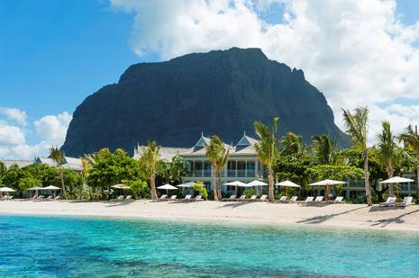 The St. Regis Mauritius Resort officially opens this month, marking the brand's debut hotel in Africa.