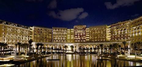 The Ritz-Carlton Abu Dhabi, Grand Canal Now Open