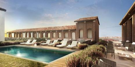 JW Marriott Venice Resort & Spa to Open in 2014 – Luxury Brand's First in Italy.