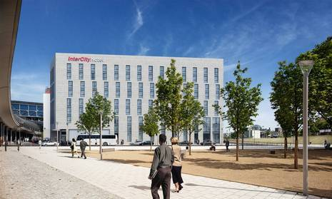Flagship InterCityHotel to open near Berlin Central Station